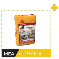 Sika grout 213 sacs 25 kg